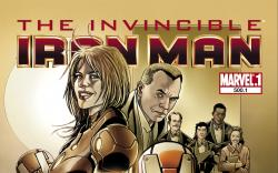 Invincible Iron Man (2008) #500.1