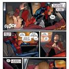 Spider-Men #1 interior art by Sara Pichelli