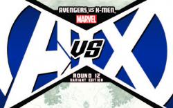 AVENGERS VS. X-MEN 12 OPENA SKETCH VARIANT (1 FOR 200, WITH DIGITAL CODE)