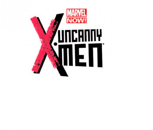 UNCANNY X-MEN 1 BLANK COVER VARIANT (NOW, WITH DIGITAL CODE, INTERIORS ONLY)