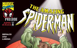 Amazing Spider-Man (1963) #433 Cover