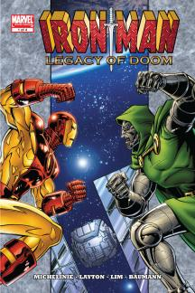 Iron Man: Legacy of Doom (2008) #1