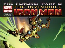 Invincible Iron Man (2008) #526