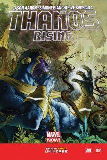 Thanos Rising #4
