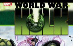 Hulk: World War Hulk (2009) HC