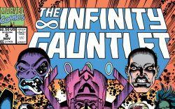 Infinity Gauntlet (1991) #5