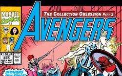 Avengers (1963) #335 Cover