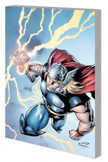 Marvel Universe Thor Comic Reader #1