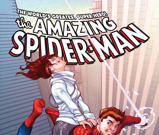 AMAZING SPIDER-MAN 700.5 (WITH DIGITAL CODE)
