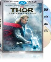 Thor: The Dark World on 3D Combo Pack