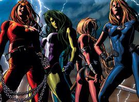 Get the Marvel Comics App Update for 5/14/14