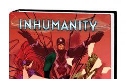 INHUMANITY HC