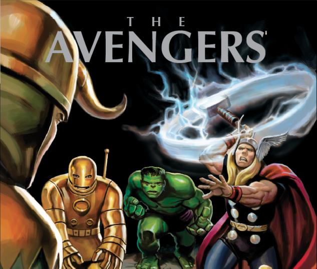Marvel Masterworks: Avengers Vol 1 #0