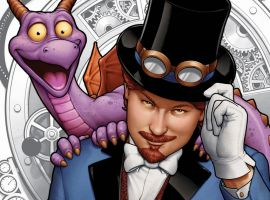 Thanks to demand, Figment #1 gets a second printing.