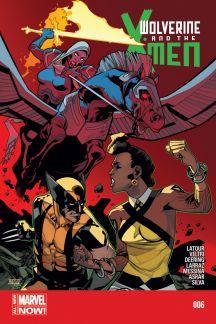 Wolverine & the X-Men #6