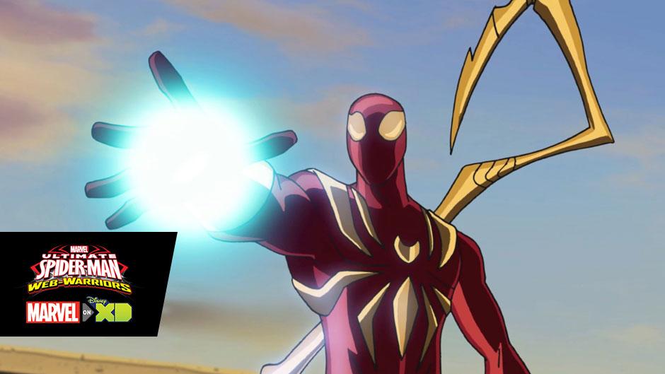 Web Spider Wiki Spider-man Web Warriors