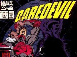 Daredevil #333 cover