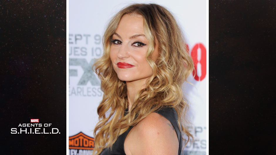 Drea de Matteo agents of shield