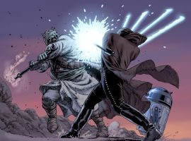 Star Wars #5 preview art by John Cassaday
