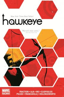 Hawkeye Vol. 2 (Hardcover)