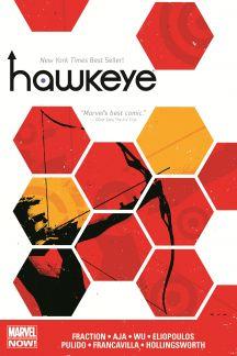 Annie Wu Hawkeye