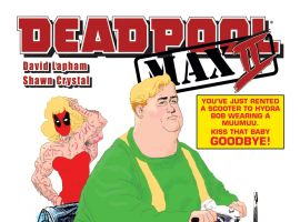 DEADPOOL MAX 2 (2011) #3 Cover
