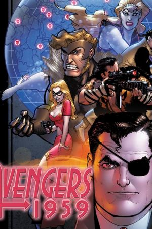 Avengers 1959 (2011 - 2012) thumbnail
