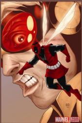 Mighty Avengers #34  (DEADPOOL VARIANT)