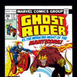 Ghost Rider (1973 - 1983)