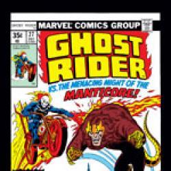 Ghost Rider (1973 - 1983)
