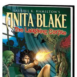 ANITA BLAKE, VAMPIRE HUNTER: THE LAUGHING CORPSE BOOK 1 - ANIMATOR PREMIERE HC #0