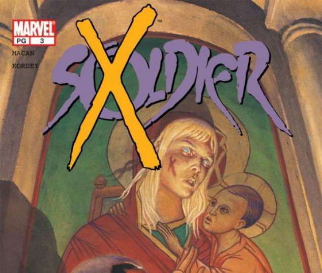 Soldier X #3