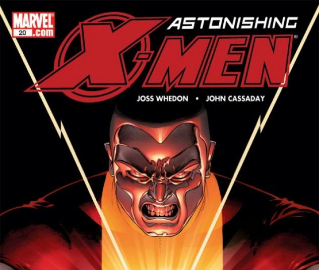 ASTONISHING X-MEN #20