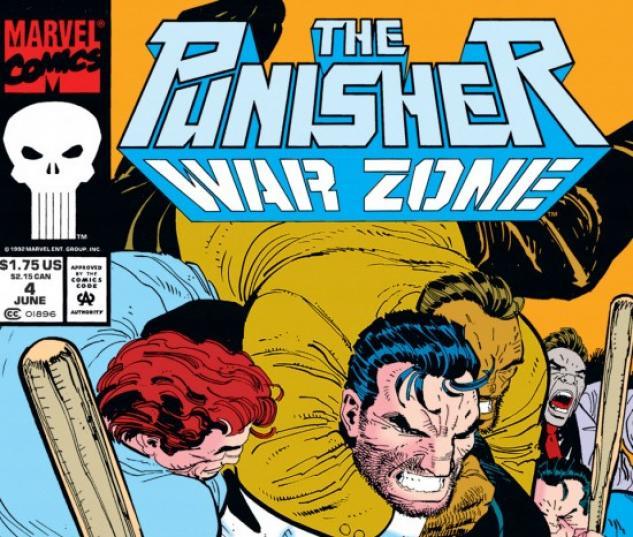 THE PUNISHER: WAR ZONE #4