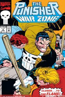 The Punisher: War Zone (1992) #4