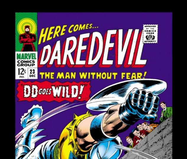 DAREDEVIL #23 COVER
