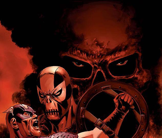 Captain America (2004) #20