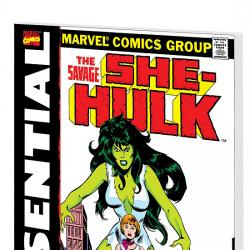 Essential Savage She-Hulk (Trade Paperback)