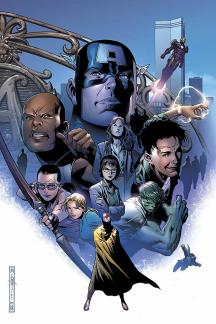 Young Avengers Vol. 2: Family Matters (Trade Paperback)