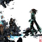 Bachalo and Carey Take Over X-Men with #188