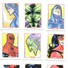 Marvel 70th Anniversary sketch card by Jerry Gaylord