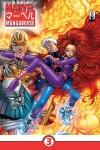 Marvel Mangaverse #3
