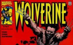 WOLVERINE #161 cover