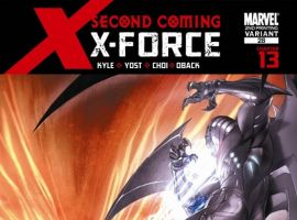 X-Force (2008) #28 (2ND PRINTING VARIANT)
