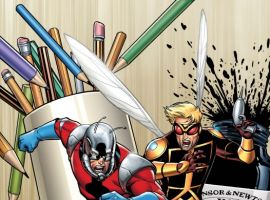 Image Featuring Ant-Man (Eric O'Grady)