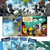 SUPER HERO SQUAD #11 preview page by Dario Brizuela & Marcelo DiChiara