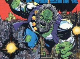 Hulk: Future Imperfect #2 cover by George Perez