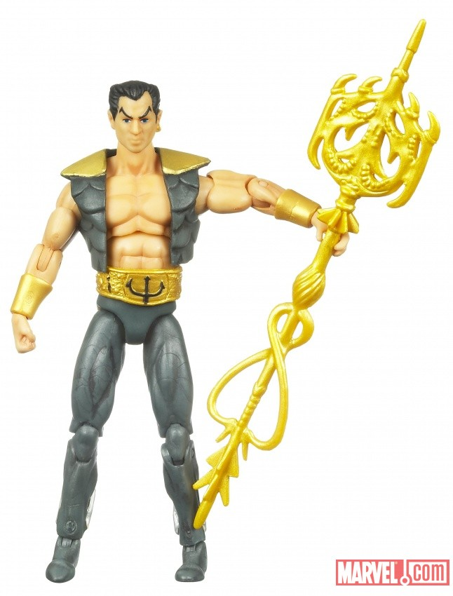 Sub-Mariner 3 3/4 Inch Marvel Universe Action Figure from Hasbro, Wave 5