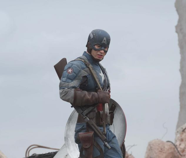 Captain America Mcu #3
