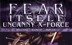 Fear Itself: Uncanny X-Force (2011) #3